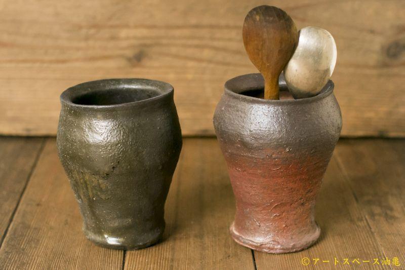 画像1: 加地学 カトラリースタンド(右:南蛮)