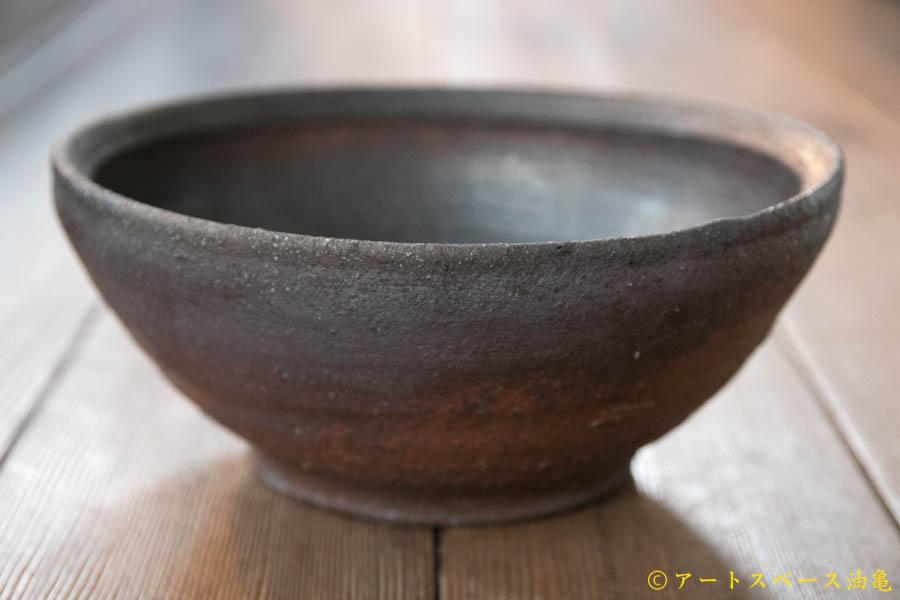 画像1: 加地学 南蛮 大鉢