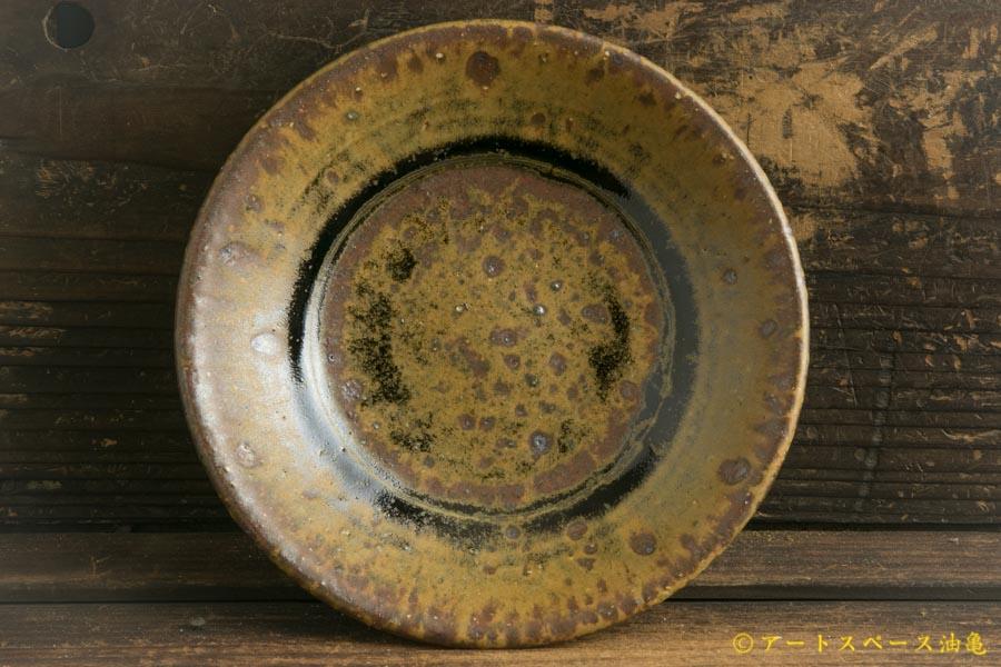 画像1: 叶谷真一郎 来侍 5寸銘々皿