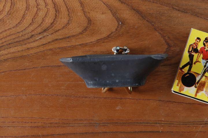 画像3: 加藤祥孝「鉄釉 八角長豆鉢」