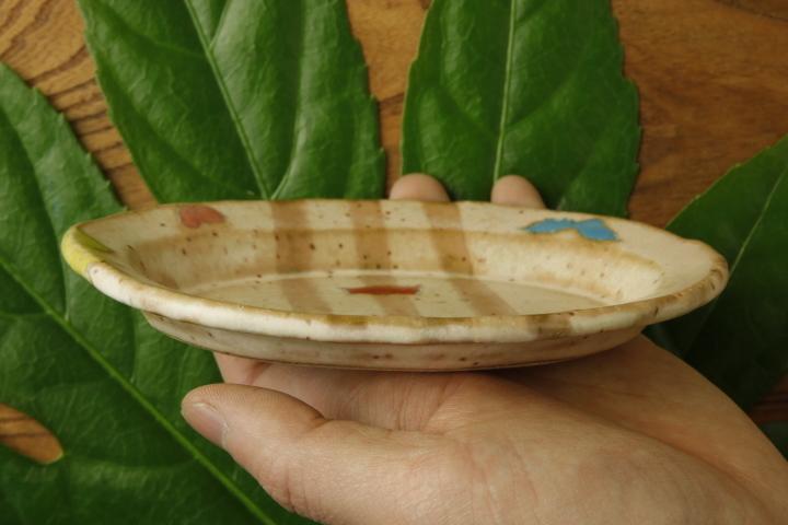 画像3: 栢野紀文「楕円豆皿」