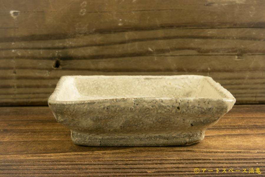 画像4: 工藤和彦「白樺ホワイト 四方皿」