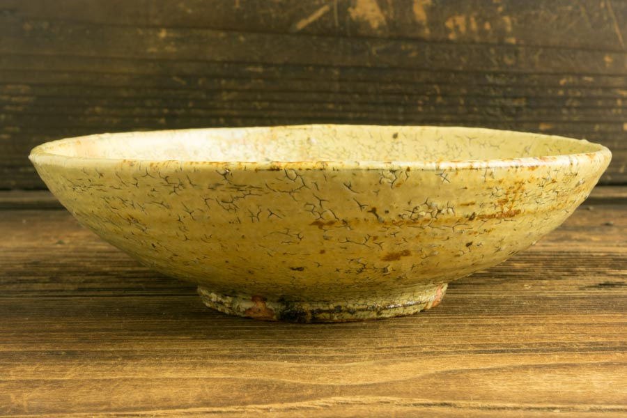 画像3: 工藤和彦「黃粉引 7寸盛鉢」