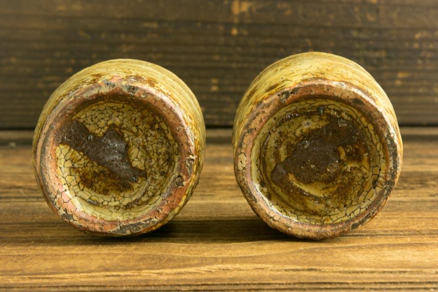 画像5: 工藤和彦「黃粉引筒湯呑(小)」