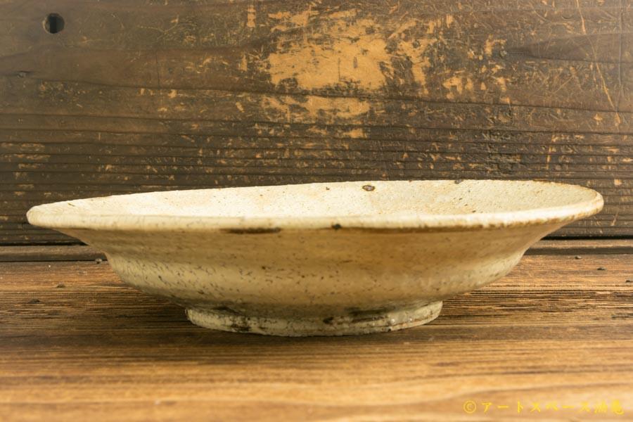 画像3: 工藤和彦「白樺ホワイト 7寸リム皿」