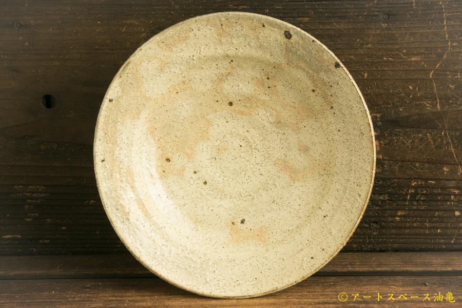 画像2: 工藤和彦「白樺ホワイト 7寸リム皿」