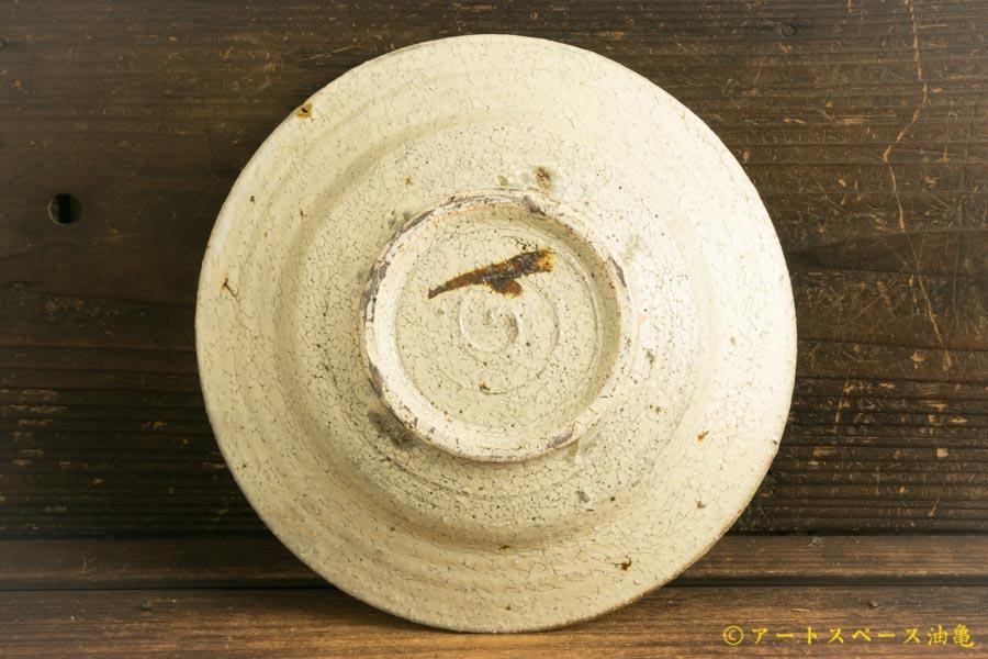 画像4: 工藤和彦「白樺ホワイト 7寸リム皿」