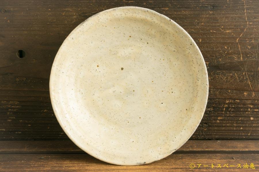 画像2: 工藤和彦「白樺ホワイト 7寸浅鉢」