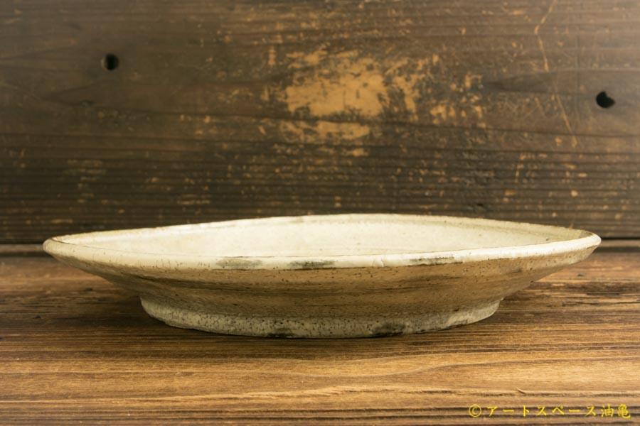 画像3: 工藤和彦「白樺ホワイト 8寸プレート皿」