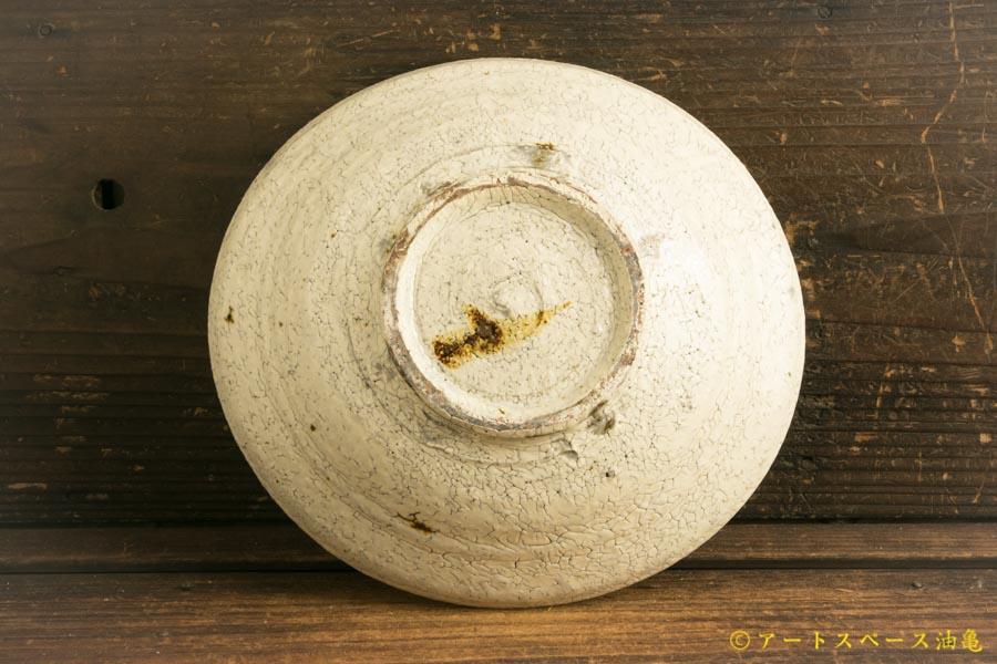 画像4: 工藤和彦「白樺ホワイト たわみ中鉢」