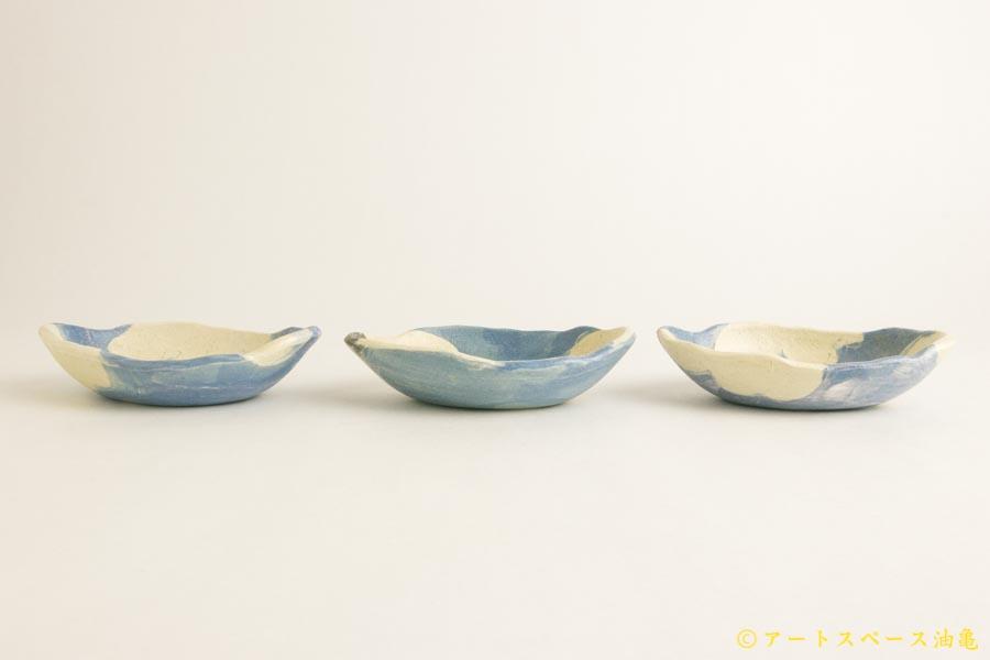 画像4: シマシマポタリ「かたぶい 楕円小鉢」