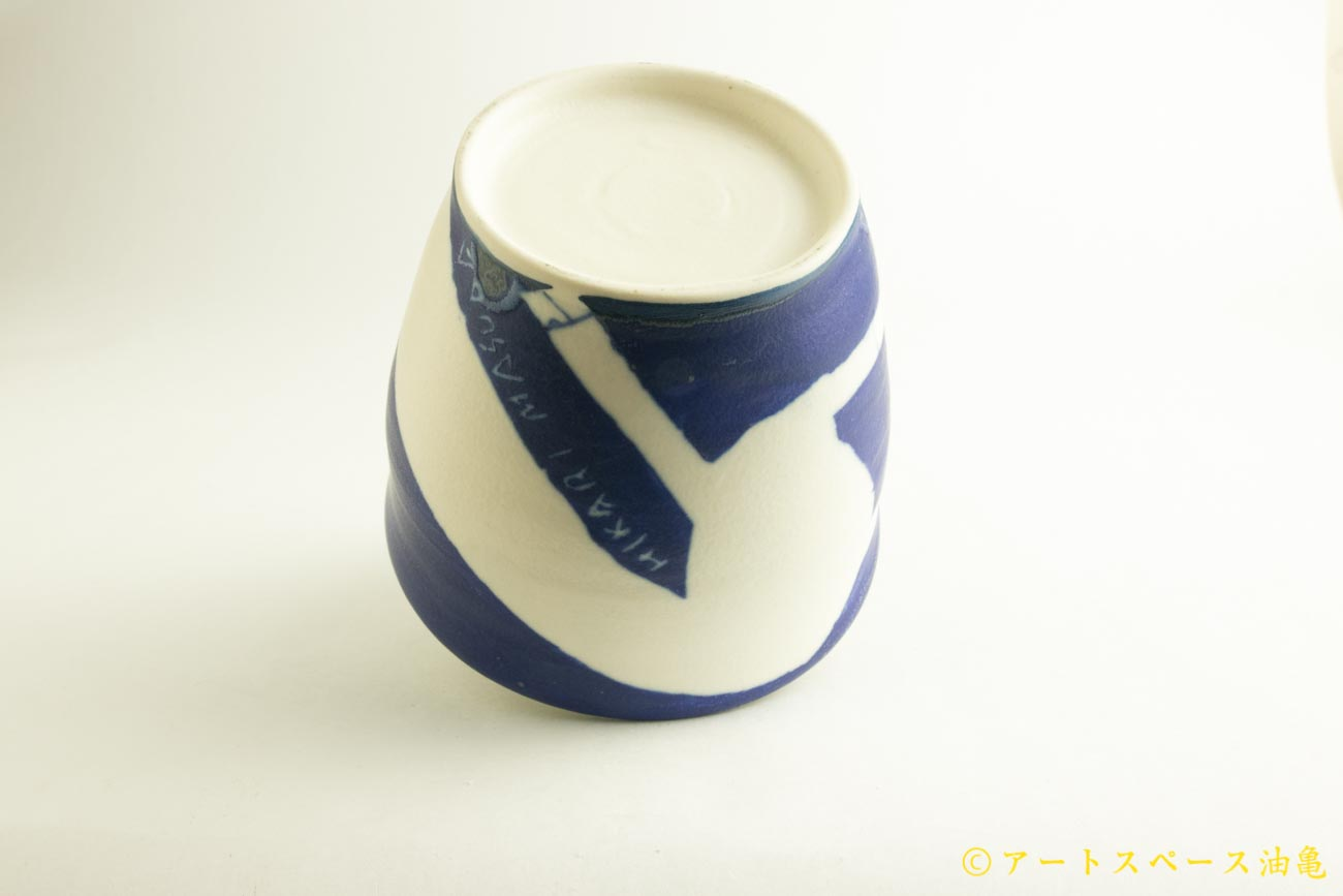 画像5: 増田光「青いカップ」