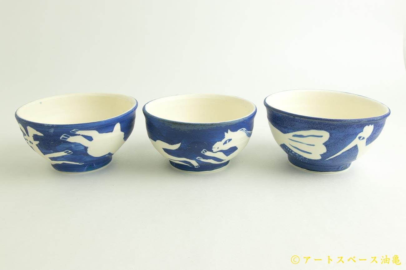 画像4: 増田光「青い茶碗」