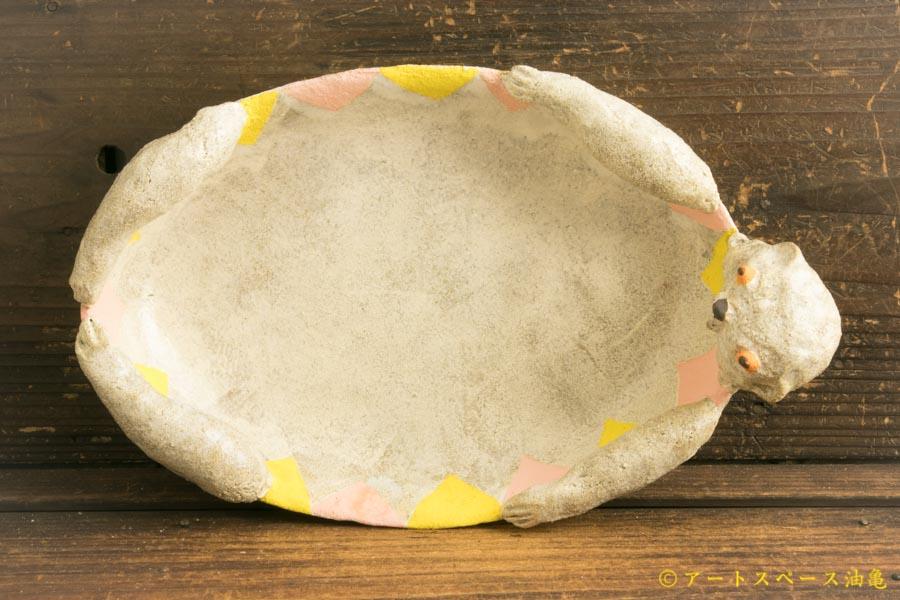 画像3: 増田光「ラッコ皿」