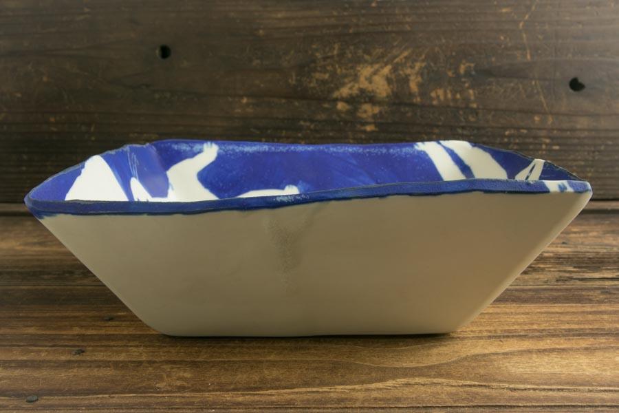 画像2: 増田光「青白角鉢」