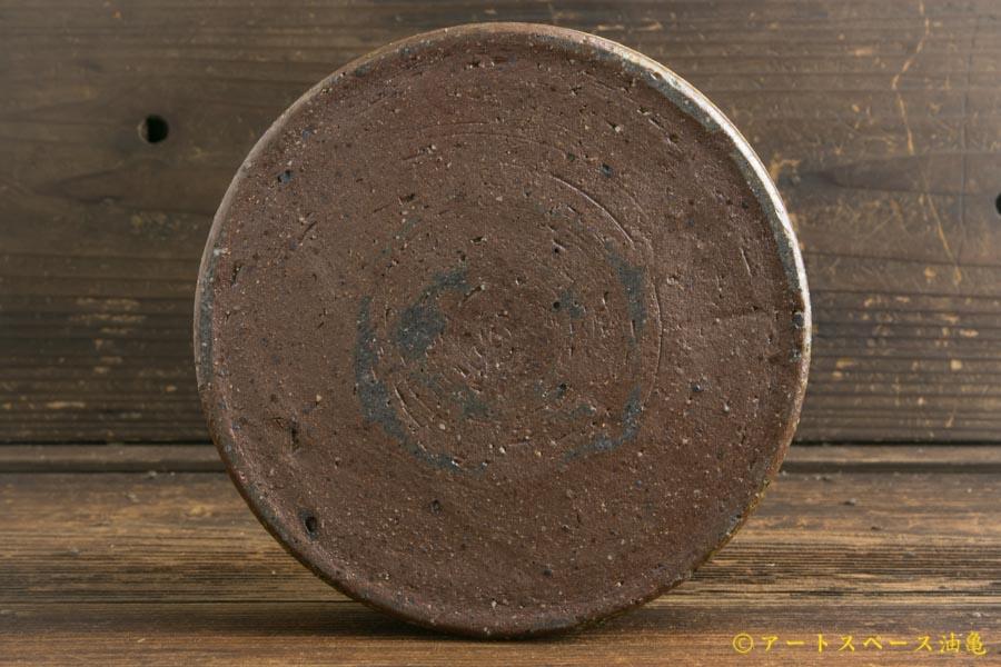 画像4: 馬渡新平「刷毛目 平鉢5寸」