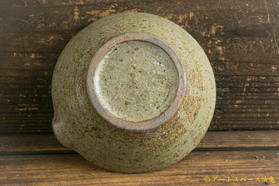 画像4: 馬渡新平「フルーツオリーブ すり鉢5寸」