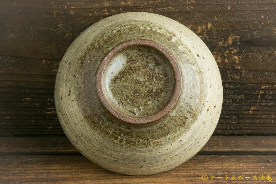 画像4: 馬渡新平「刷毛目 平鉢(深)6寸」