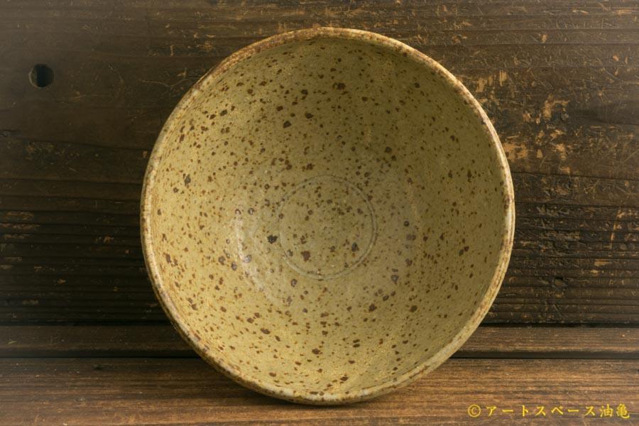 画像3: 馬渡新平「ヒビ粉引き 丼」