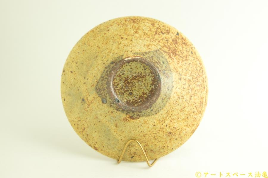 画像5: 馬渡新平「ヒビ粉引き 洋皿6.5寸」【アソート作品】