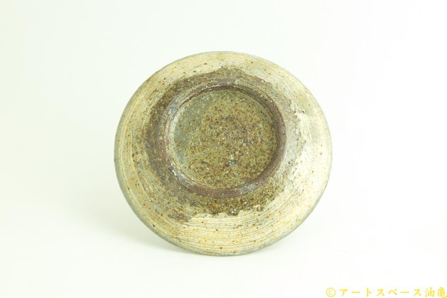 画像2: 馬渡新平「刷毛目 5寸皿」