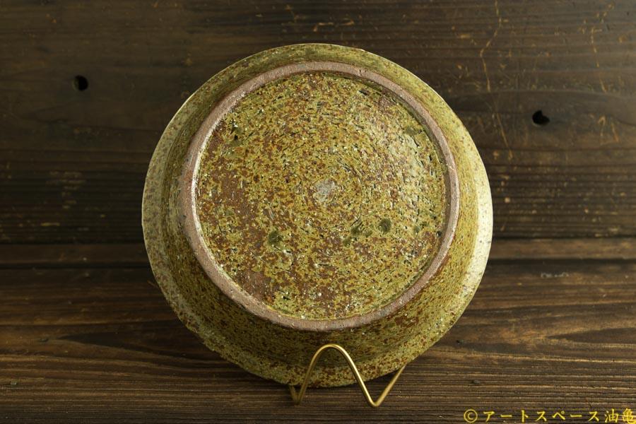 画像5: 馬渡新平「粉引き リム鉢7寸」