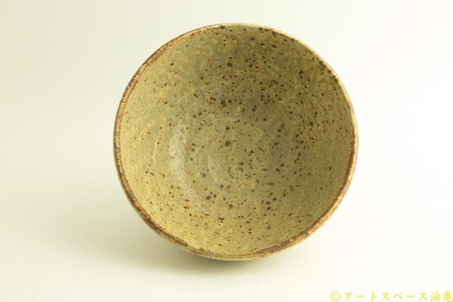 画像4: 馬渡新平「ヒビ粉引き 丼」