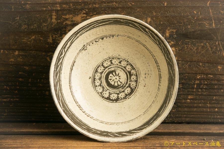 画像1: 水垣千悦「三島 5寸鉢」