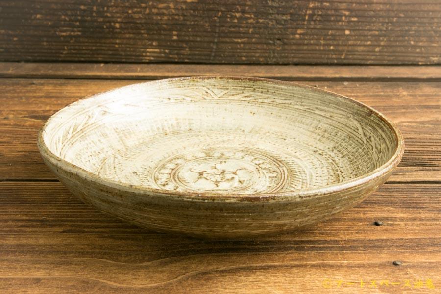 画像2: 水垣千悦「三島 7寸皿 」