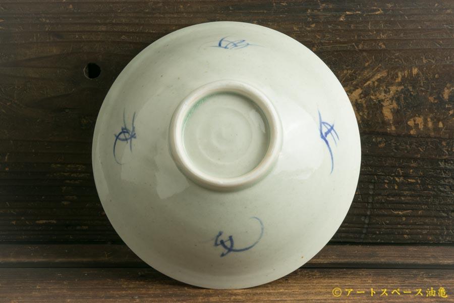 画像4: 水垣千悦「染付 6寸鉢」