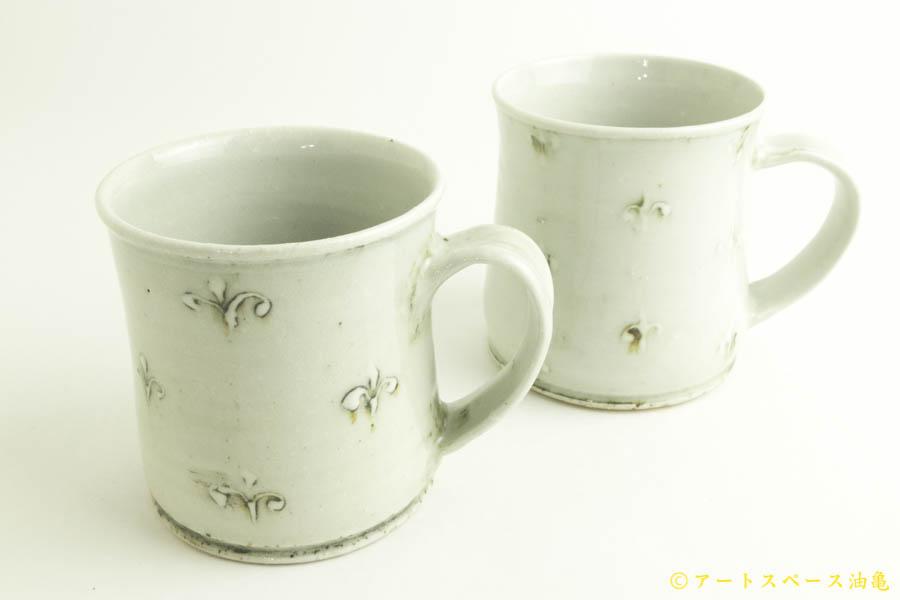 画像1: 武者千夏子「イッチン マグカップ」