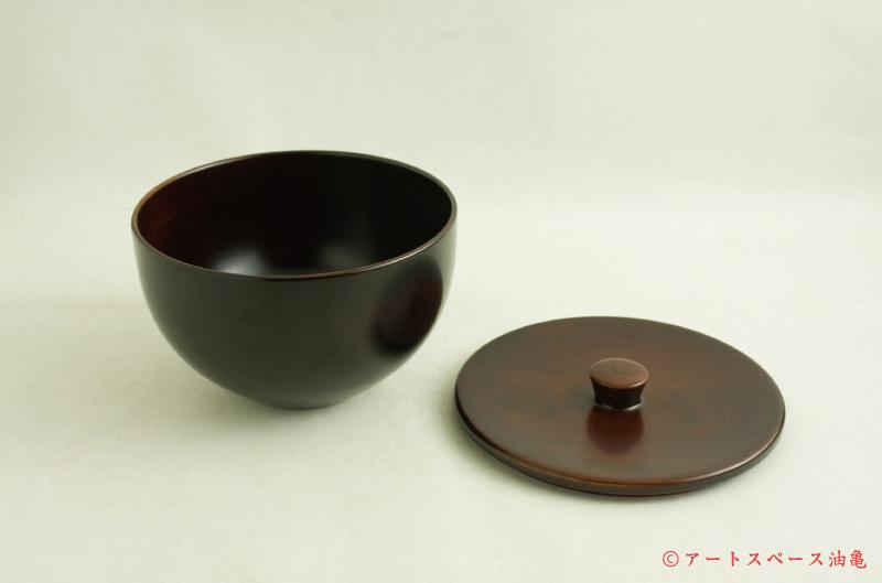 画像2: 仁城義勝「蓋付小鉢」