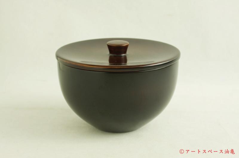 画像1: 仁城義勝「蓋付小鉢」