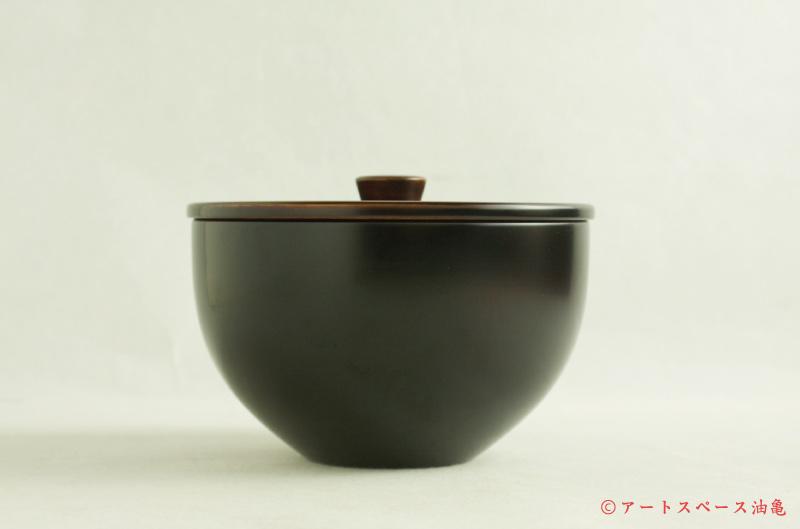 画像4: 仁城義勝「蓋付小鉢」
