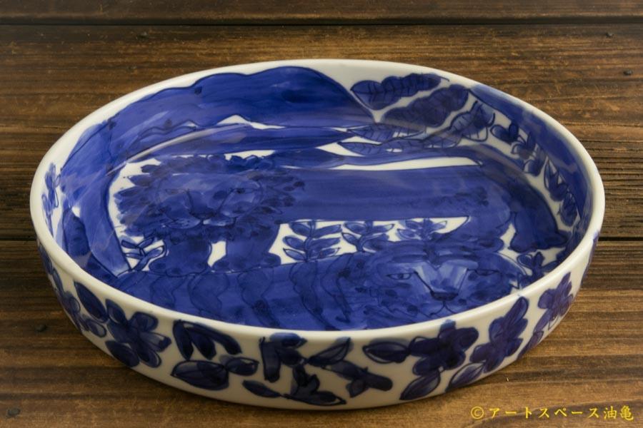 画像2: 大隈美佳「青絵ドラ鉢」