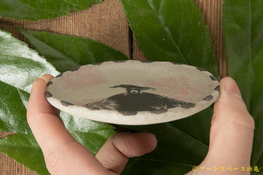 画像3: 奥山泉 丸豆皿/四角豆皿