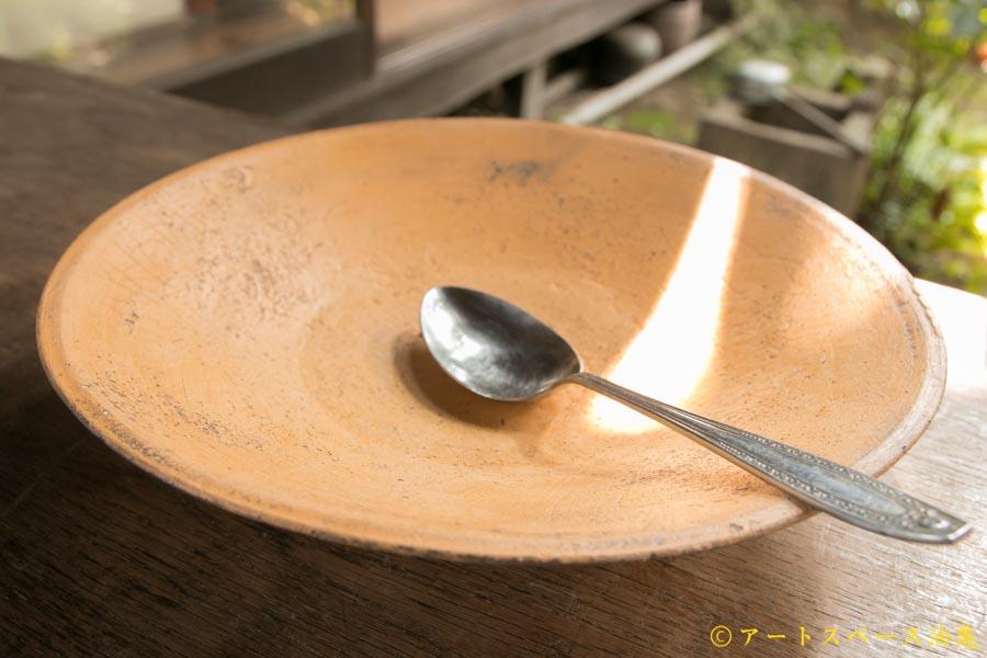 画像1: 大澤哲哉 カレー皿 黃