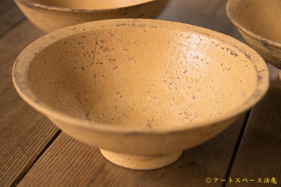 画像1: 大澤哲哉 Rice bowl 黄【アソート作品】