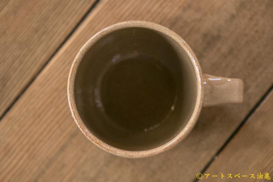 画像4: 大園篤志 樽マグ ベージュ