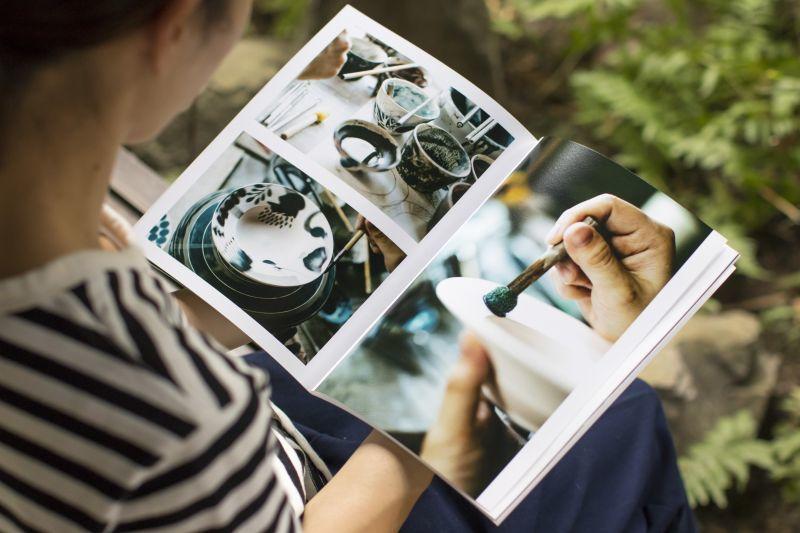画像1: 木ユウコ 【限定・ZINE】「日々の気配」 撮影:錦戸俊康【レターパック対応商品】