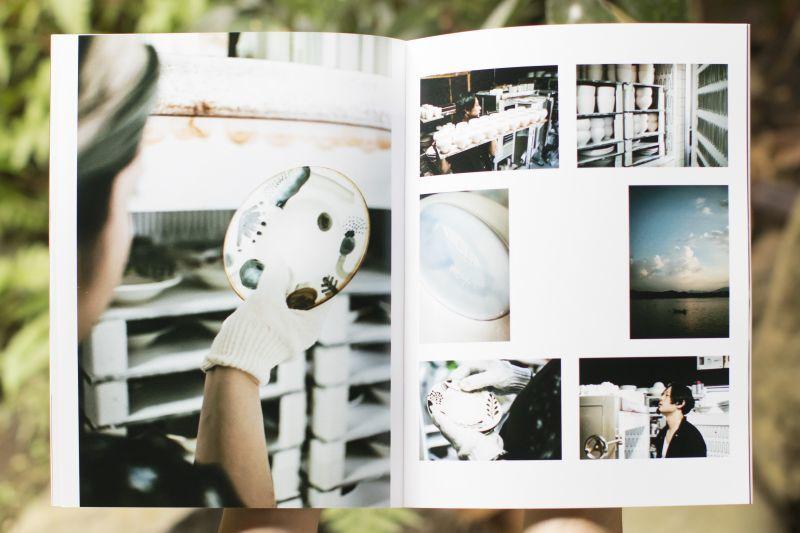 画像2: 木ユウコ 【限定・ZINE】「日々の気配」 撮影:錦戸俊康【レターパック対応商品】