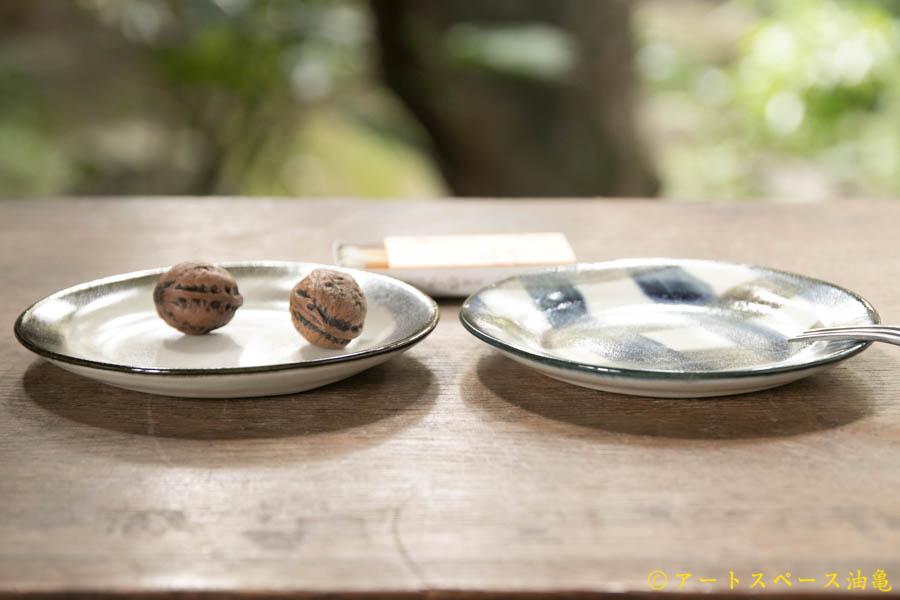画像3: 木ユウコ 【新作:ツヤあり】リム小皿