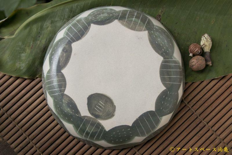 画像5: シマシマポタリ 深皿(中)