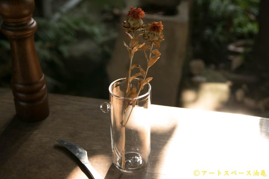 画像1: 白神典大  カトラリースタンド(クリア)