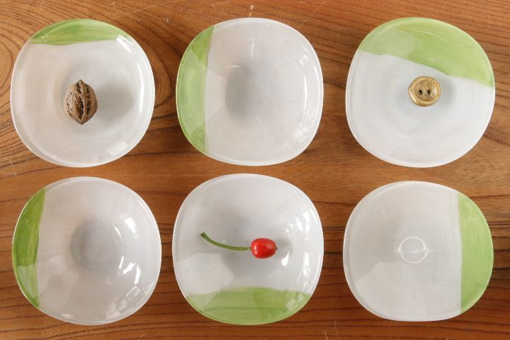 画像1: 白神 典大「エナメル豆皿」<アソート作品>