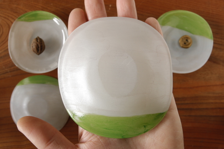 画像3: 白神 典大「エナメル豆皿」<アソート作品>