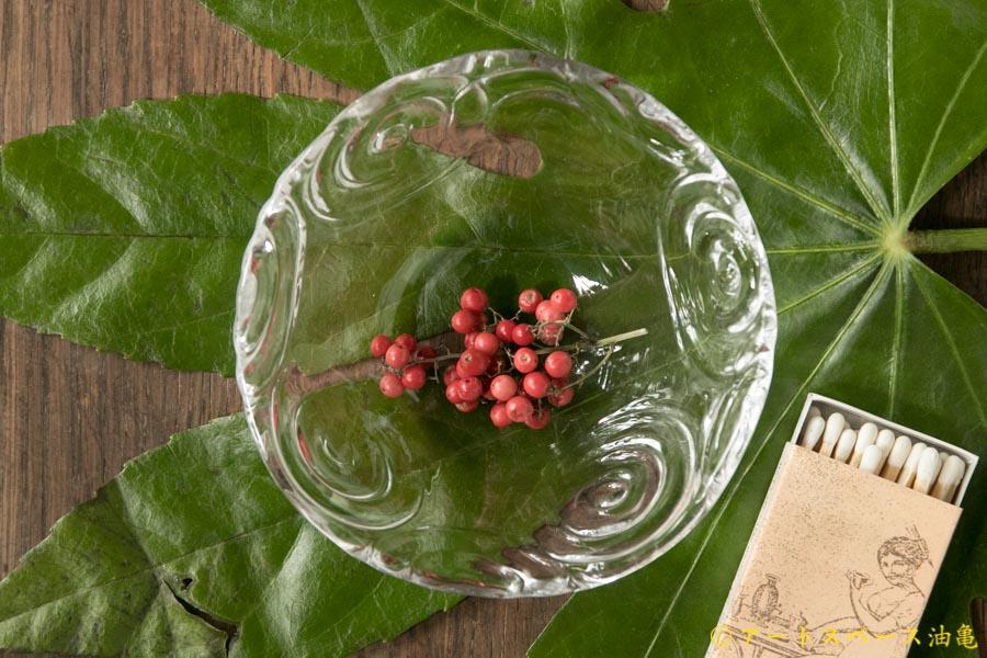画像1: 白神典大 水紋豆皿