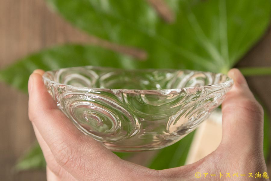 画像3: 白神典大 水紋豆皿