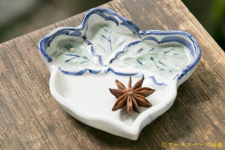 画像3: 須賀文子 カブ豆皿