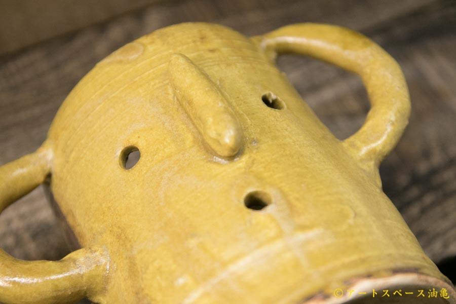 画像1: 田川亞希  小埴輪 花器